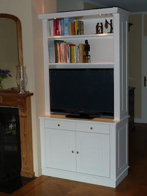 TV kast op maat  (1)